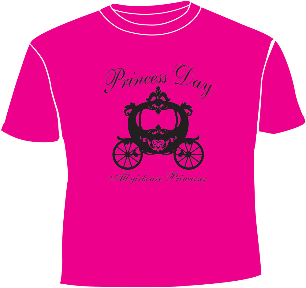 Princess Day T-shirt
